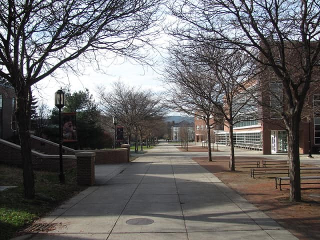 Keene State College in New Hampshire.