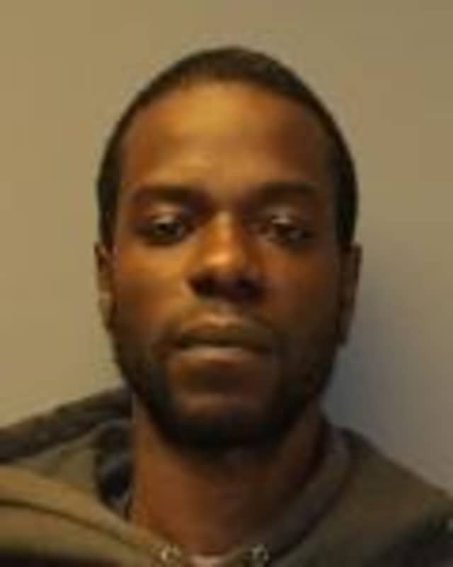 State police charged a Bronx man with reckless endangerment on Sunday.