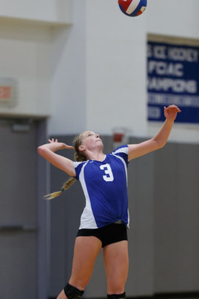 Darien's Isabelle Taylor was named to the MaxPreps' Underclassmen All-American team.