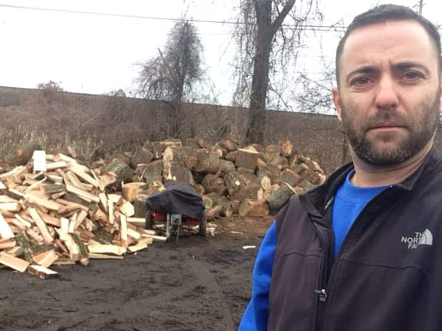 The city of Norwalk's inaugural resident firewood program is popular with residents.