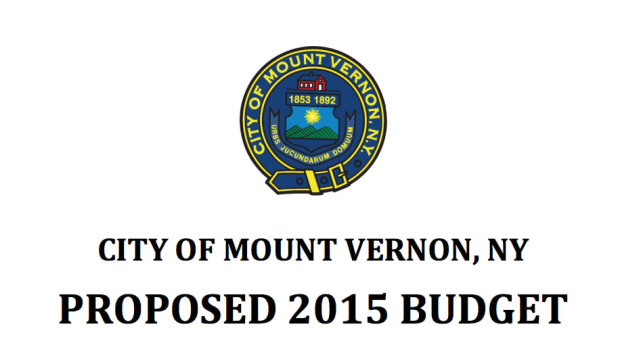 Mount Vernon officials have proposed the city's first $100 million budget.