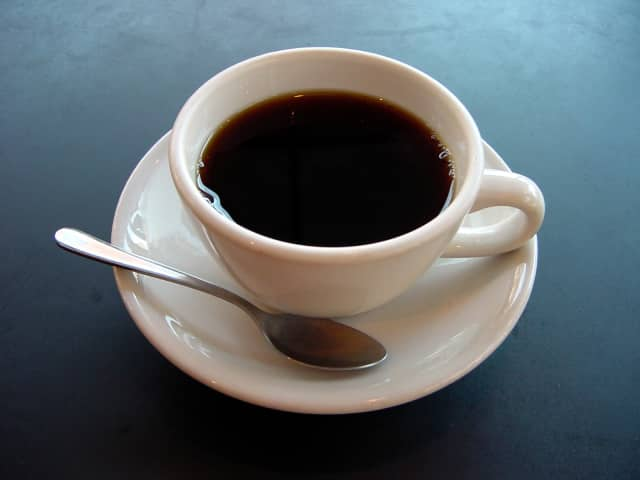 The New York State Thruway will be offering free coffee and tea to all travelers overnight on New Year's Eve.