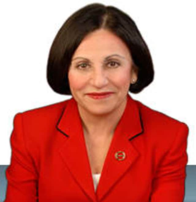 Wilton-based Sen. Toni Boucher spoke out against Gov. Dannel Malloy's recent public comments about potentially reintroducing tolls to state highways.
