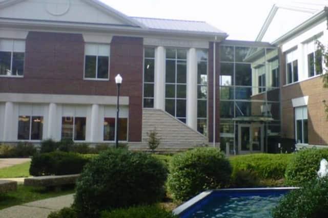 The Mount Kisco Library.