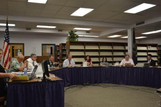 The Katonah-Lewisboro school board