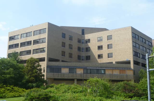 The proposed Starwood project is at the former site of United Hospital.