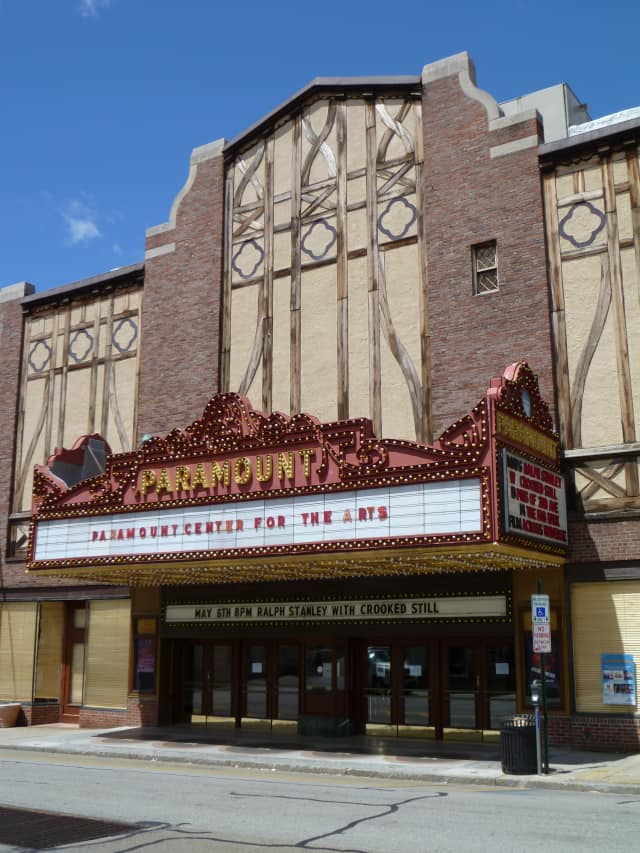 The nonprofit Paramount Center for the Arts on Brown Street in Peekskill is launching a grass-roots fundraising campaign in September.