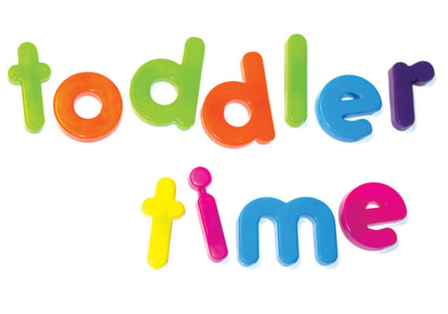 Toddler Time will be offered at the James Harmon Community Center.