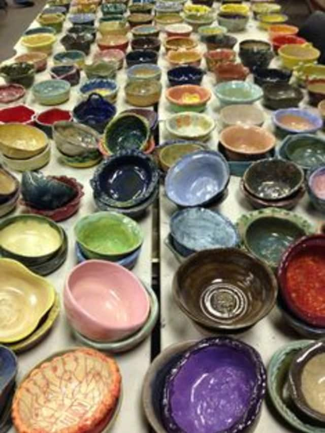 Clay Art Center is holding its 15th annual Empty Bowls program.