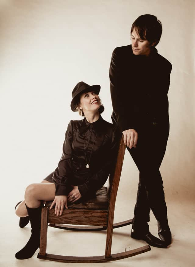 Sarah Lee Guthrie and Johnny Irion will perform at 7:30 p.m. on Thursday, Jan. 22 at the Ridgefield Playhouse, 80 East Ridge Road.