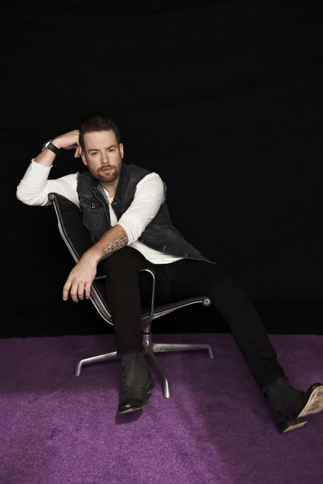 David Cook will perform at the Ridgefield Playhouse on Feb. 11.