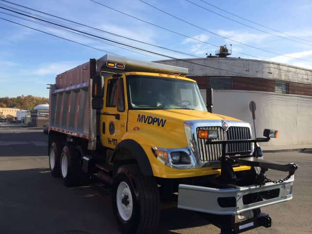 "After a rough winter last year, the Mount Vernon DPW was forced to outfit several trucks to combat Mother Nature. On Thursday, they will run a ""snow drill"" to evaluate and current needs."