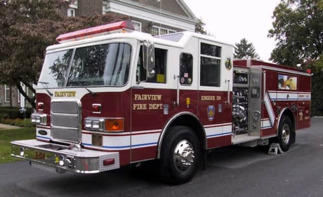 The Fairview Fire Department helped extinguish a blaze at the  D & A Smokehouse on Thursday.