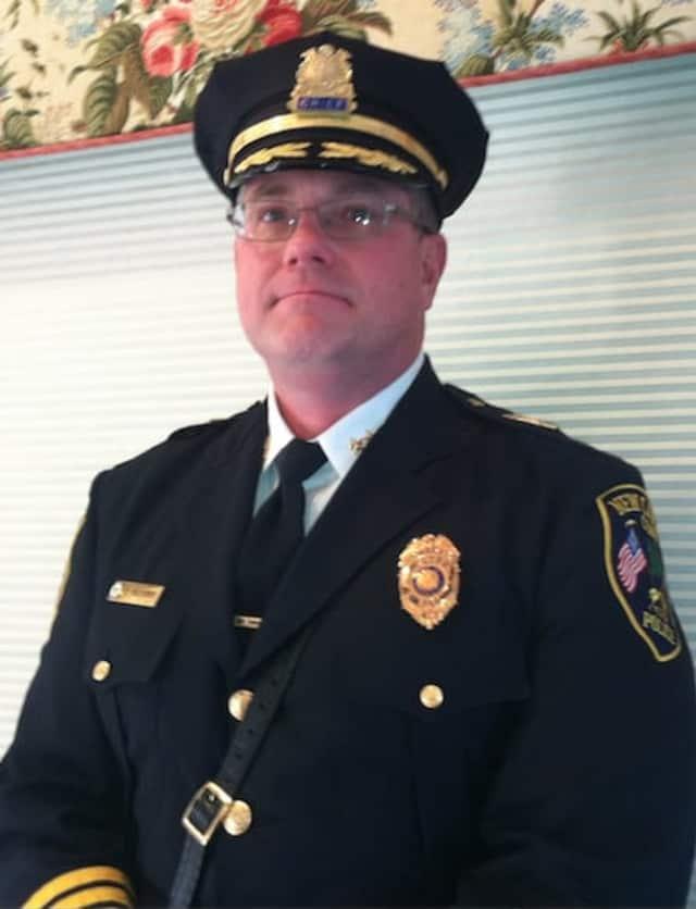 Police Chief Leon Krolikowski