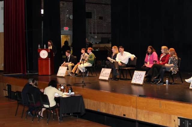 A spelling bee will be held at Scarsdale Public Library on Friday, Jan. 23.