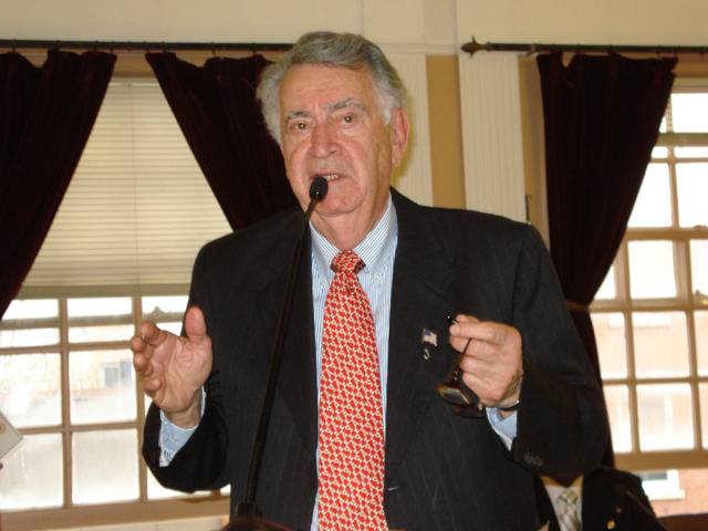 Former Peekskill Mayor Fred Bianco
