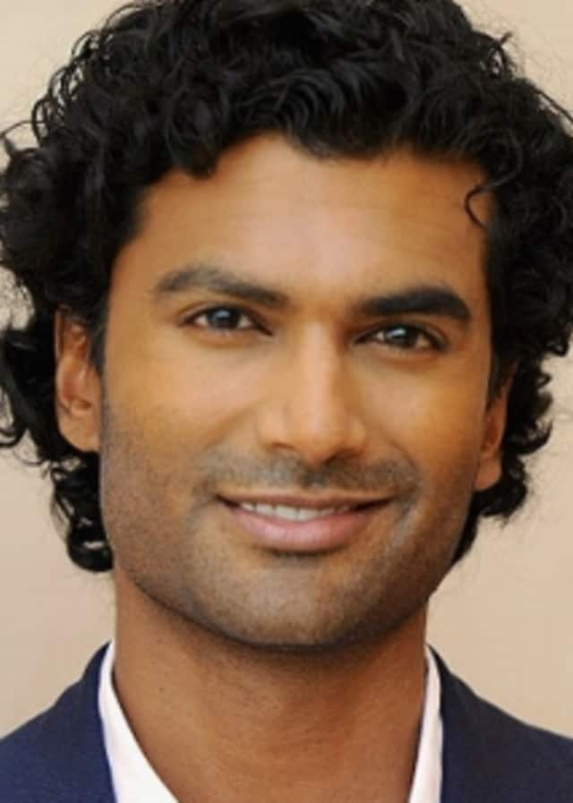 "Sendhil Ramamurthy, star of NBC's ""Heroes"" and the CW's ""Beauty and the Beast."""