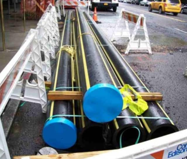 Con Edison will be working on the pipeline in Mount Vernon beginning on Wednesday.