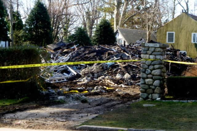Debris from a house fire that killed five people on Christmas Day in 2011 may have been destroyed too quickly to allow further investigation, fire officials acknowledged in court depositions, according to the Hartford Courant.