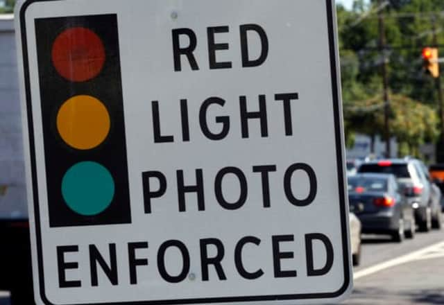 Mount Vernon is no longer in its monthlong probationary period. The red light traffic cameras will now be active 24 hours a day.