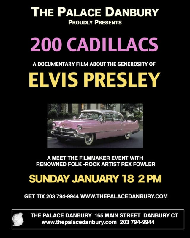 Get a new perspective on Elvis Presley at an exclusive screening at The Palace Danbury.
