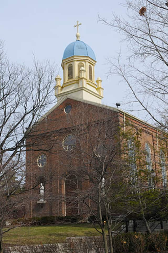 University of Dayton's Immaculate Conception Chapel.