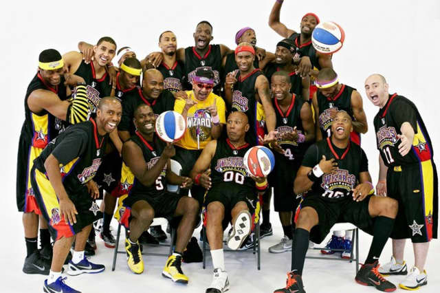 The Harlem Wizards will perform at John Jay High School on March 7.
