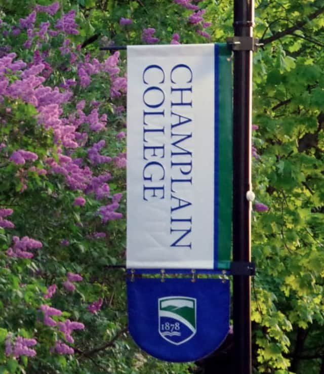 Three Wilton residents were named to the dean's list at Champlain College.