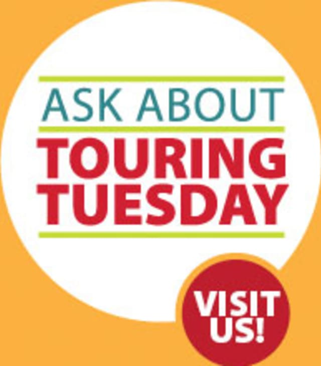 John Cardinal O'Connor School will host a Touring Tuesday from 9-11 a.m. Tuesday.