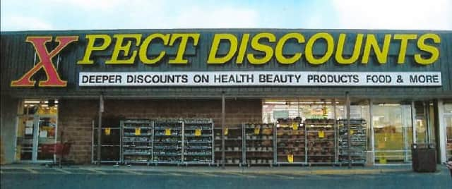 Xpect Discounts in Danbury will close by March 1.