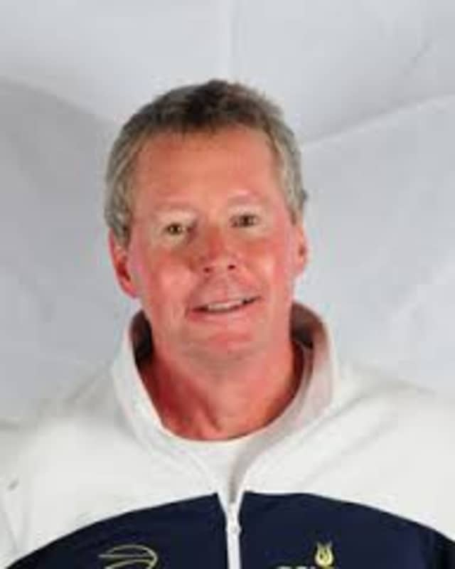 Saw Mill Club Tennis Director Bob Bull.