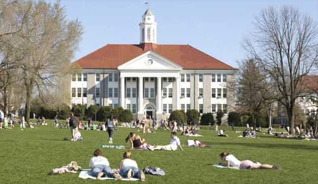 Three Wilton residents were named to the president's list at James Madison University for the fall semester.