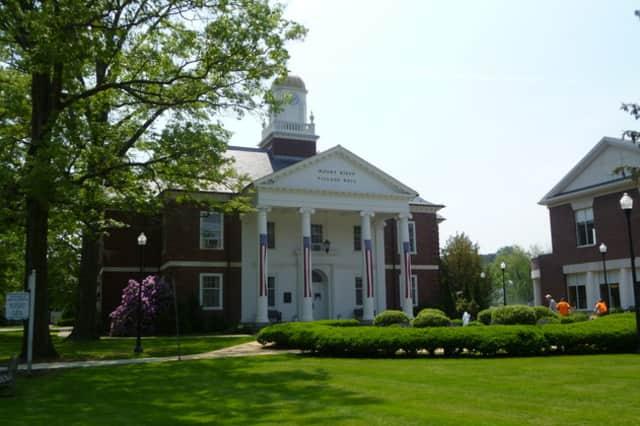 Mount Kisco Village Hall at 104 Main St.