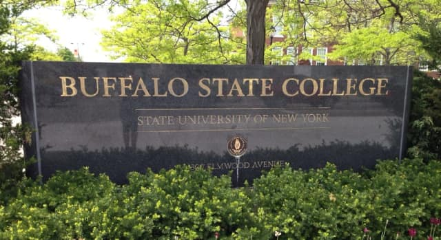 Greenwich resident Mariana Cordero has been named to the Dean's List at Buffalo State College in New York.