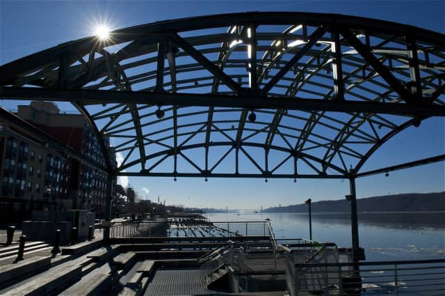 The Yonkers waterfront is among projects built to attract young people.