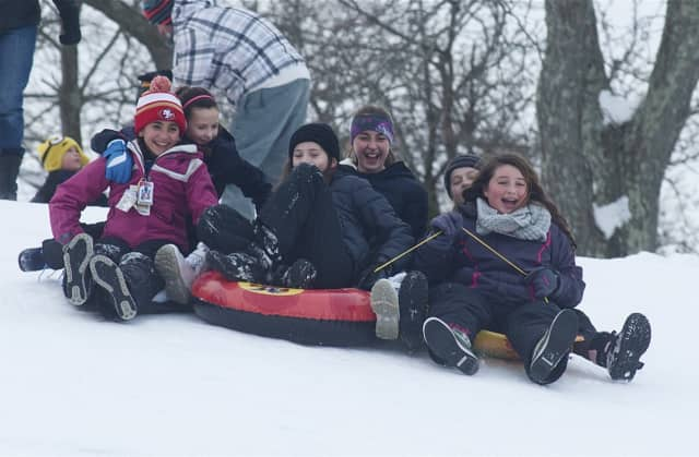Kent's Winter Festival will feature sledding and more on Feb. 20.