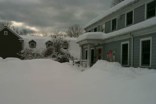 The YWCA Darien/Norwalk (pictured) and the Darien Arts Center both will be closed on Tuesday, Jan. 27.