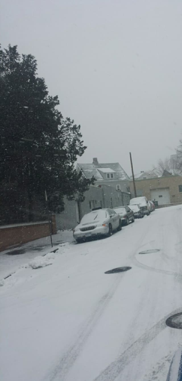 Tuckahoe roadways are only going to get worse as a potentially historic winter storm hits Westchester County.
