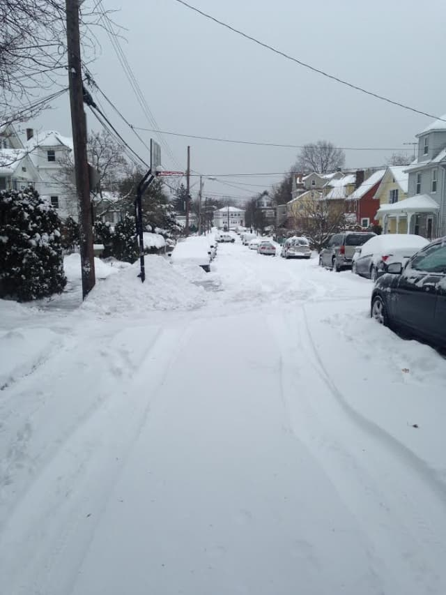 Although Mother Nature didn't punch as hard as expected, Bronxville remains in a state of emergency.