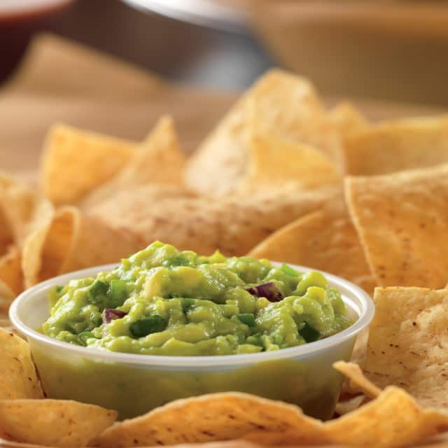 Qdoba is all about taking chips up a notch.