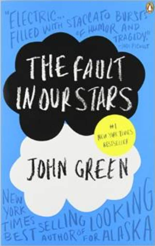 """""""The Fault In Our Stars"""" by John Green will be discussed at Support Connection's book group for women with cancer."""
