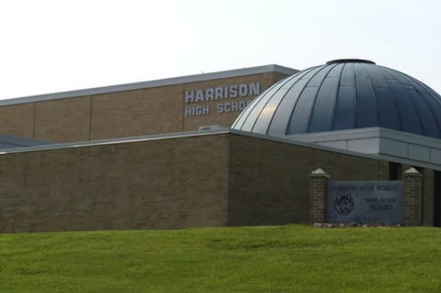 Harrison High School was ranked among the best in New York State.