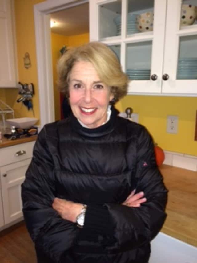 Marion Wolk has enjoyed her time volunteering at the Jacob Burns.