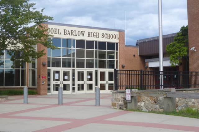 Joel Barlow High School, John Read Middle School and Redding Elementary are dismissing students early on Monday.