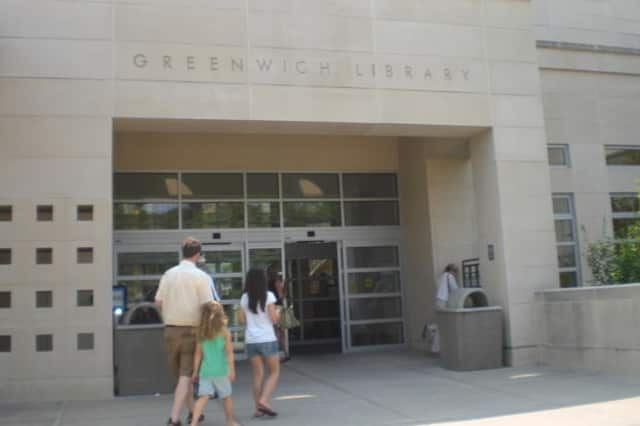 The Greenwich Library is at 101 W. Putnam Ave.