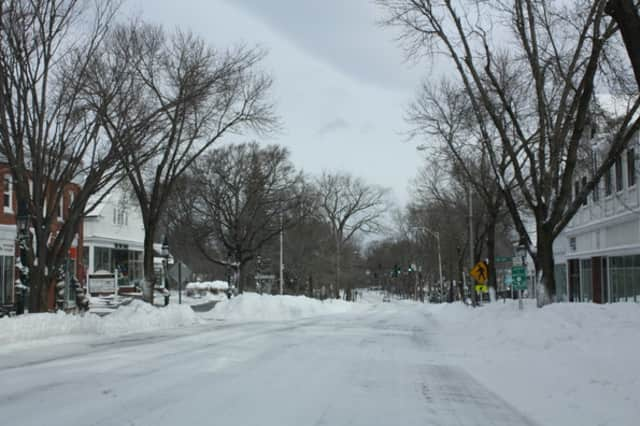 Ridgefield town offices will open on a delayed schedule Monday due to snow.