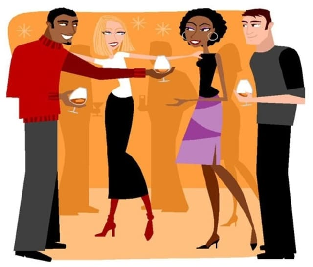 """Ridgefield Arts Council's networking event """"The Generator"""" returns on Monday, Feb. 9."""