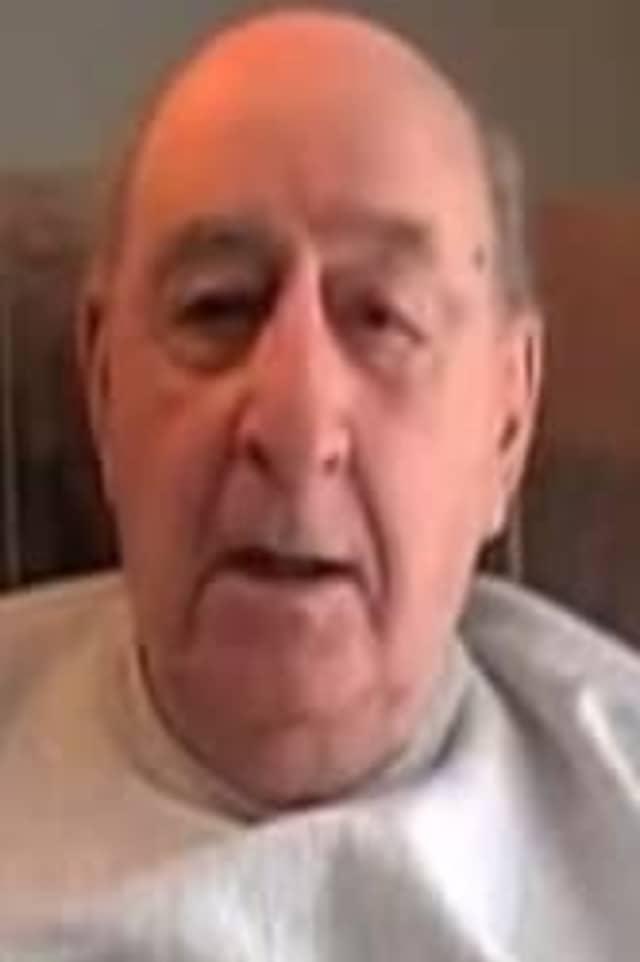 Charles M. Baffo of Wilton was a World War II hero.