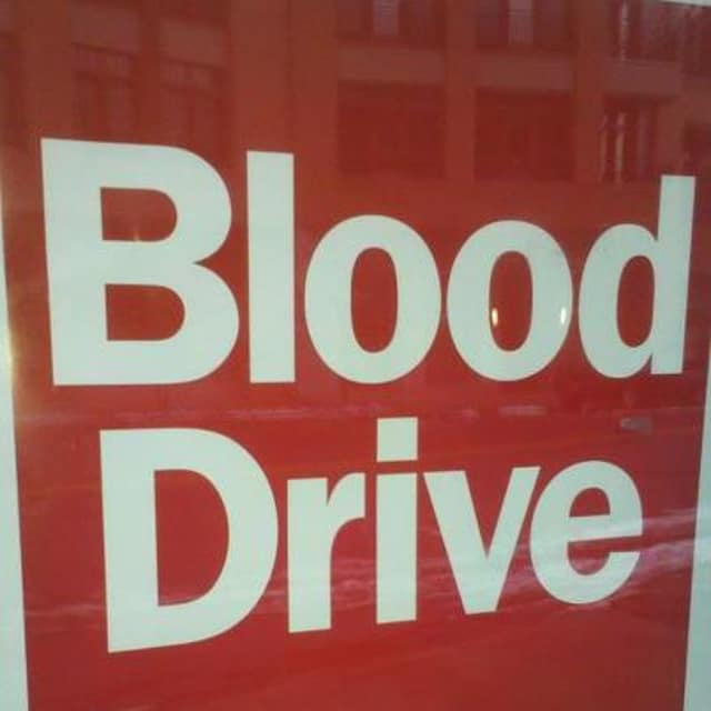Eastchester Public Schools are hosting a blood drive on Feb. 7.