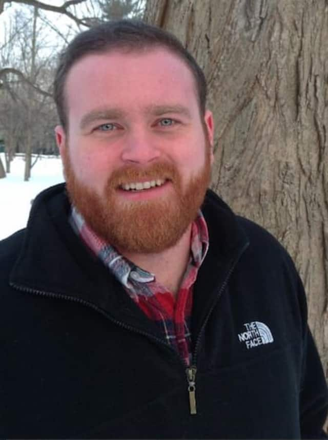 Chris Aldrich was recently named the new Land Steward for the Greenwich Land Trust.
